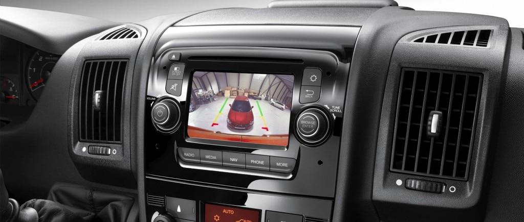 Kamera za vožnju unazad