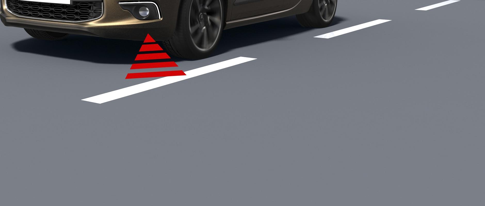 DS 4 Crossback - détails - Tehnologije za bezbednost