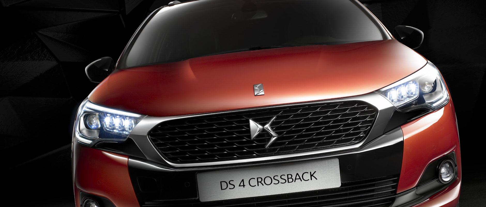 DS 4 Crossback - détails - Spoljašnjost