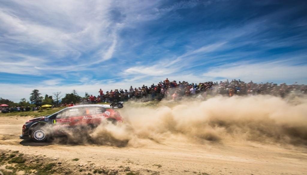 FIA WORLD RALLY CHAMPIONSHIP 2017 -WRC Portugal (POR) - WRC 18/05/2017 to 21/05/2017 - PHOTO : @World