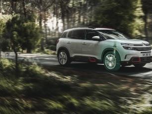 Novi Citroën SUV C5 Aircross